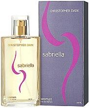 Parfums et Produits cosmétiques Christopher Dark Sabriella - Eau de Parfum