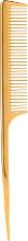 Parfums et Produits cosmétiques Peigne à crêper or - Balmain Paris Hair Couture Golden Tail Comb