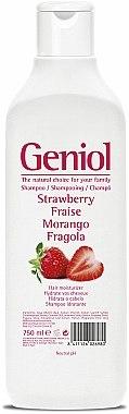 Shampooing à l'extrait de fraise - Geniol Shampoo — Photo N1
