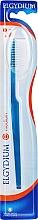 Parfums et Produits cosmétiques Brosse à dents, medium, bleu clair - Elgydium Classic Medium Toothbrush