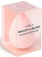 Parfums et Produits cosmétiques Éponge à maquillage - Nabla Smooth & Blend Makeup Sponge