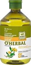 Parfums et Produits cosmétiques Shampooing volumisant à l'extrait d'arnica pour cheveux fins - O'Herbal