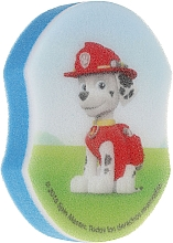Parfums et Produits cosmétiques Éponge de bain pour enfants Patrouille patte, Marshall 2 - Suavipiel Paw Patrol Bath Sponge
