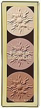 Parfums et Produits cosmétiques Palette illuminante et sculptante pour visage - Physicians Formula Bronze Booster Glow-Boosting Strobe and Contour Palette Matte Sculpting Palette