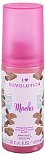Parfums et Produits cosmétiques Spray fixateur de maquillage - I Heart Revolution Fixing Spray Mocha