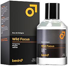 Parfums et Produits cosmétiques Beviro Wild Focus - Eau de Cologne