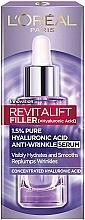 Parfums et Produits cosmétiques Sérum à l'acide hyaluronique pour visage - L'Oreal Paris Revitalift Filler (ha)
