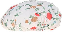Parfums et Produits cosmétiques Bonnet de douche, 9298, fleurs rouges - Donegal Shower Cap