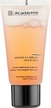 Parfums et Produits cosmétiques Masque à l'abricot pour visage - Academie Visage Apricot Mask