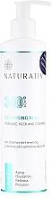 Parfums et Produits cosmétiques Lait démaquillant à la camomille bio et huile de camelina sativa - Naturativ 360° AOX Cleasing Milk