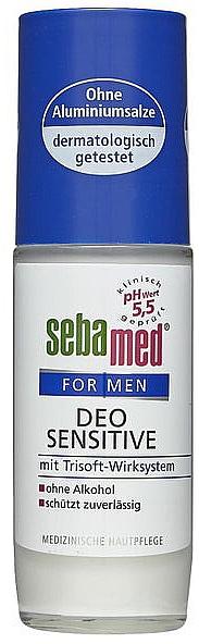 Déodorant roll-on - Sebamed For Men Deo Sensetive Roll-On