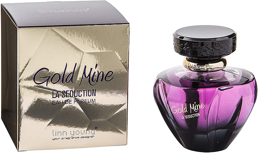 Linn Young Gold Mine La Seduction - Eau de Parfum — Photo N1