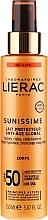 Parfums et Produits cosmétiques Lait solaire hydratant SPF50 - Lierac Sunissime