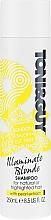 Parfums et Produits cosmétiques Shampooing avec extrait de perle - Toni & Guy Cleanse Shampoo For Blonde Hair