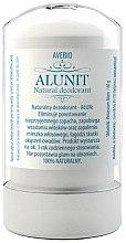 Parfums et Produits cosmétiques Déodorant naturel à la pierre d'alun - Avebio Alunit Natural Deodorant