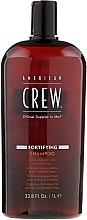 Parfums et Produits cosmétiques Shampooing quotidien pour cheveux affaiblis - American Crew Fortifying Shampoo
