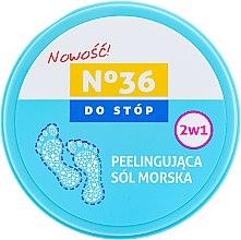 Parfums et Produits cosmétiques Bain de pieds et gommage 2 en 1 au sel de mer - Pharma CF No.36
