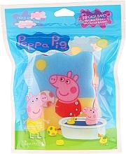 Parfums et Produits cosmétiques Éponge de bain, Peppa Pig, Peppa avec une balle - Suavipiel Peppa Pig Bath Sponge