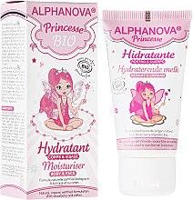 Parfums et Produits cosmétiques Hydratant bio pour visage et corps à la fraise et citron - Alphanova Kids Princess Moisturiser Body & Face