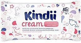 Parfums et Produits cosmétiques Lingettes nettoyantes pour enfants - Kindii Cream