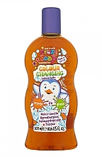 Parfums et Produits cosmétiques Mousse de bain, vert-orange - Kids Stuff Crazy Soap Colour Changing Bubble Bath