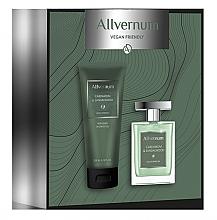 Parfums et Produits cosmétiques Allvernum Cardamom & Sandalwood - Set (eau de parfum/100ml + gel douche/200ml)