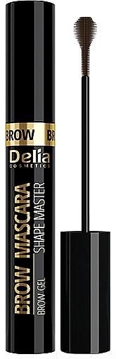 Mascara sourcils - Delia Shape Master Eyebrow Mascara