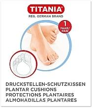 Parfums et Produits cosmétiques Protecteurs plantaires, 1 paire - Titania Plantar Cushions