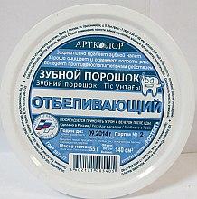 Parfums et Produits cosmétiques Poudre dentaire blanchissante - Artkolor