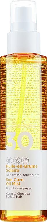 Huile en brume solaire SPF 30 - Clarins Huile-en-Brume Solaire SPF 30 — Photo N2