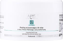 Parfums et Produits cosmétiques Gommage nettoyant pour pieds - Apis Professional Api-Podo