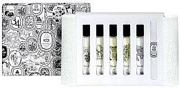 Parfums et Produits cosmétiques Diptyque - Set (eau de toilette/5x7.5ml)