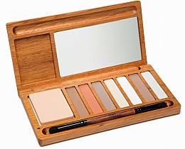 Parfums et Produits cosmétiques Palette de fards à paupières - Alilla Cosmetics Nude Palette
