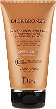 Baume après-soleil à l'huile de monoï pour visage et corps - Dior Dior Bronze After Sun Baume de Monoi — Photo N2