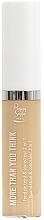 Parfums et Produits cosmétiques Fond de teint et correcteur - Peggy Sage More Than You Think Foundation & Concealer 2-in-1
