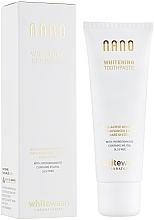 Parfums et Produits cosmétiques Dentifrice blanchissant au xylitol - WhiteWash Laboratories Nano Whitening Toothpaste