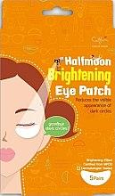 Parfums et Produits cosmétiques Patchs éclaircissants pour contour des yeux - Cettua Halfmoon Brightening Eye Patch