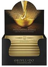Parfums et Produits cosmétiques Poudre éclaircissante pour cheveux - Orofluido Highlighting Rituals Sublime Lightening Powder