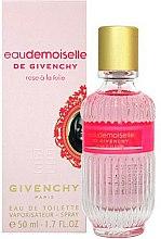 Parfums et Produits cosmétiques Givenchy Eaudemoiselle Rose A La Folie - Eau de Toilette