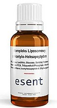 Parfums et Produits cosmétiques Complexe liposomique avec acétyl-hexapeptide, usage professionnel - Esent