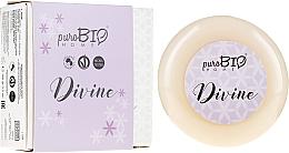 Parfums et Produits cosmétiques Savon bio, Bois de santal - PuroBio Home Organic Divine