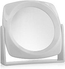 Parfums et Produits cosmétiques Miroir grossissant à poser double face, 18x18 cm - Titania