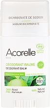 Parfums et Produits cosmétiques Déodorant baume au citron et mandarine verte - Acorelle Deodorant Balm