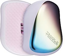 Parfums et Produits cosmétiques Brosse à cheveux compacte - Tangle Teezer Compact Styler Pearlescent Matte