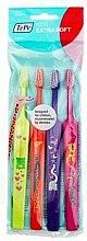 Parfums et Produits cosmétiques Lot de brosses à dents, extra souples - TePe Kids X-Soft