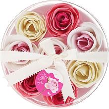 Parfums et Produits cosmétiques Confettis de savon parfumés à la vanille , 8 pcs - Spa Moments Bath Confetti Vanilla