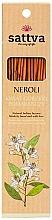 Parfums et Produits cosmétiques Bâtons d'encens Néroli - Sattva Neroli