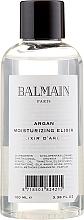Parfums et Produits cosmétiques Élixir à l'huile d'argan pour cheveux - Balmain Paris Hair Couture Argan Moisturizing Elixir