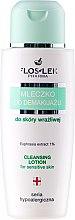 Parfums et Produits cosmétiques Lait démaquillant à l'extrait d'euphraise pour visage - Floslek Hypoallergenic Milk