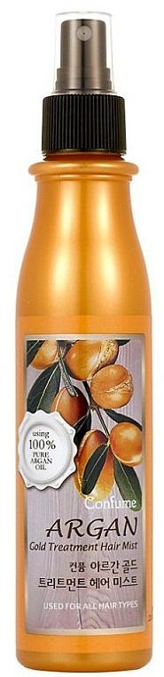 Brume à l'huile d'argan pour cheveux - Welcos Confume Argan Gold Treatment Hair Mist